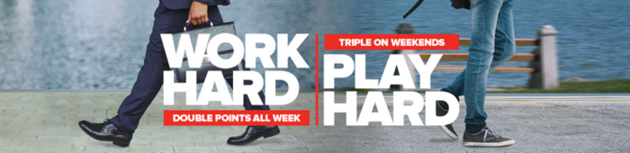 Club Carlson Double & Triple Points August 1 - October 31 2016