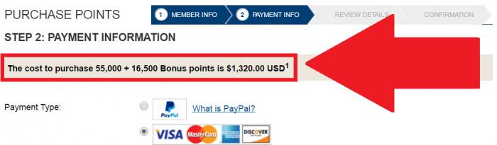 Hyatt Gold Passport Buy Points August 2016 Campaign Price