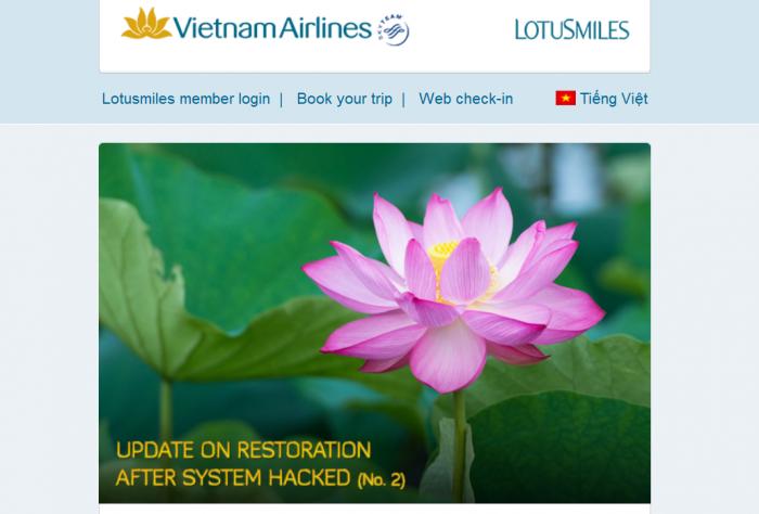 Vietnam Airlines Lotus Miles
