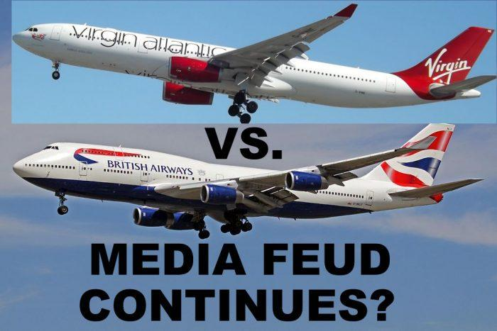 Virgin Vs BA