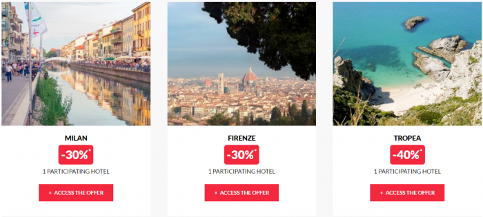 Le Club AccorHotels Global Private Sales September 6 2016 Italy 2