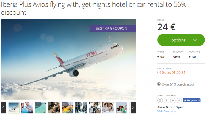 iberia-plus-groupon-avios-sale-october-2016