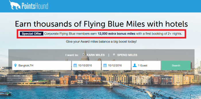 pointshound-air-france-klm-flyingblue-campaign