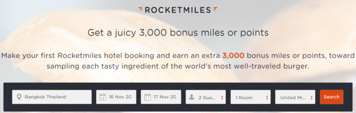 rocketmiles-3000-bonus-miles-most-partners-for-a-booking-by-october-21-2016