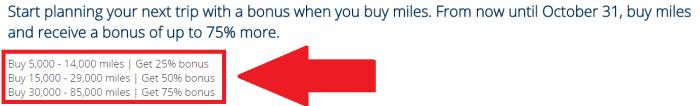 united-airlines-buy-mileageplus-miles-october-2016-bonus