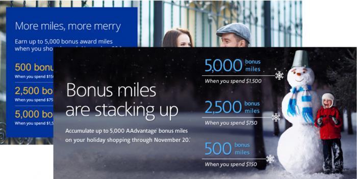 american-airlines-aadvantage-united-airlines-mileageplus-bonus-miles-november-2016