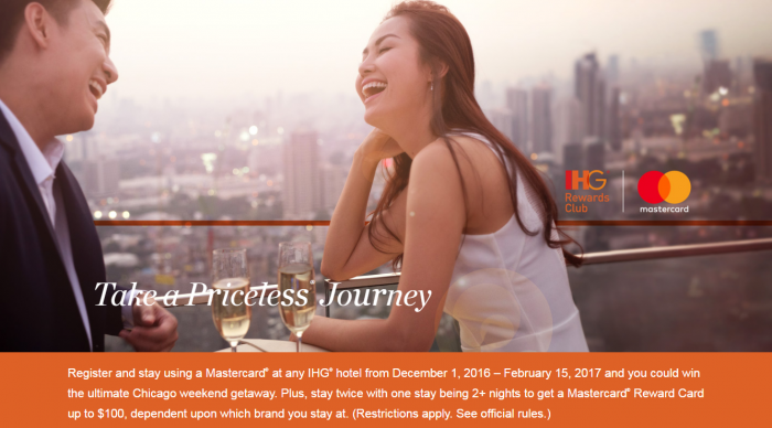 ihg-rewards-club-mastercard-priceless-up-to-100-gift-card-december-1-february-15-2017