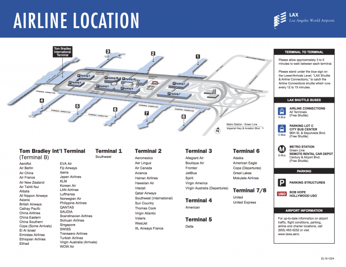 lax-airline-location-map