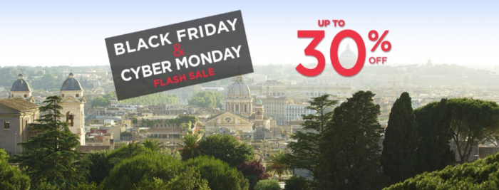 le-club-accorhotels-black-friday-cyber-monday-sale-italy-greece