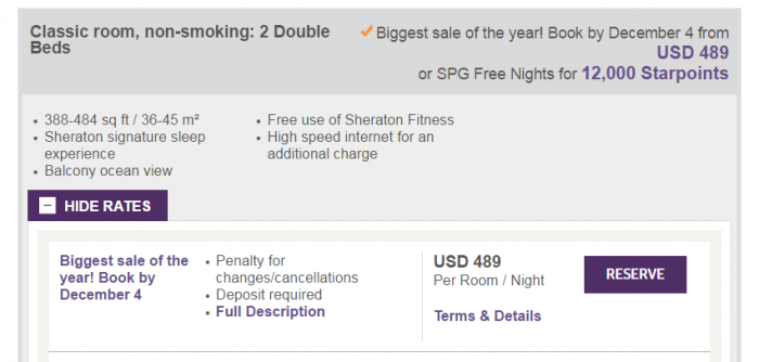 starwood-cyber-monday-sale-discount