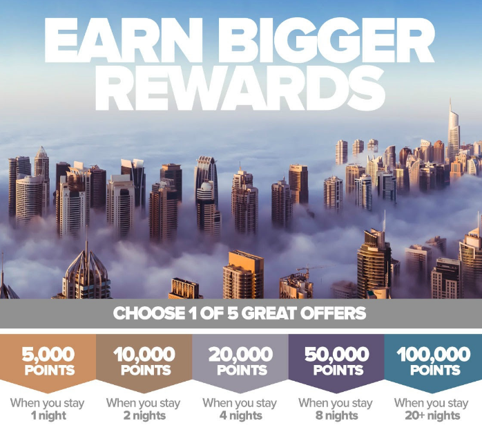 Club Carlson Up To 100,000 Bonus Gold Points January 9 - March 31 2017
