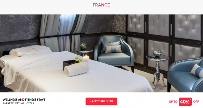 Le Club AccorHotels Private Sales January 26 2017 France 1