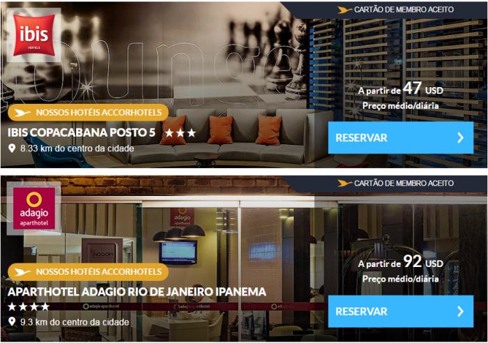 Le Club AccorHotels Rio 40 Percent Off 6