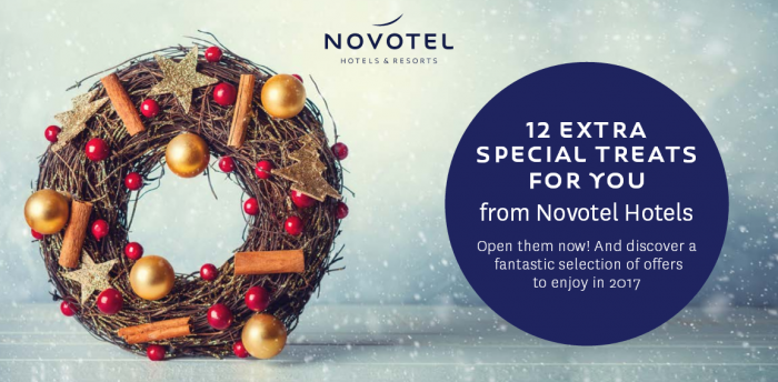 Mercure & Novotel UK Breakfast & Drink Coupons