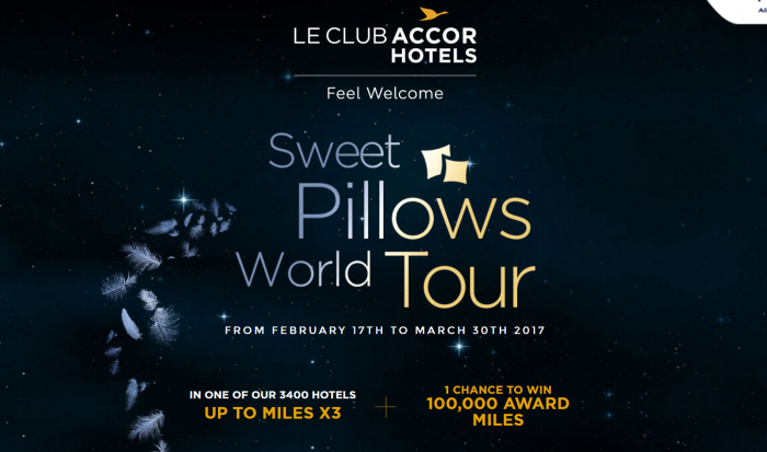 Le Club AccorHotels Air France-KLM Flying Blue Up To Triple Miles February 17 - March 30 2017