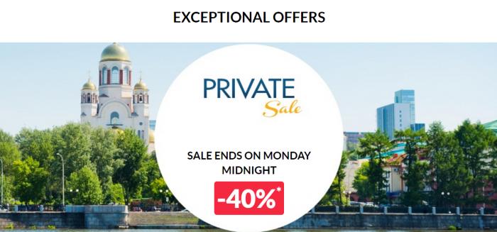 Le Club AccorHotels Private Sales