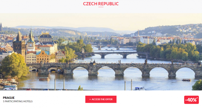 Le Club AccorHotels Private Sales Czech 1
