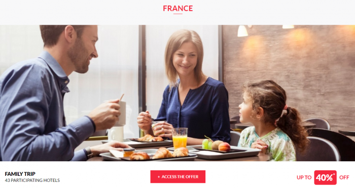 Le Club AccorHotels Private Sales France 1