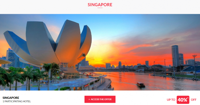 Le Club AccorHotels Private Sales Singapore 1