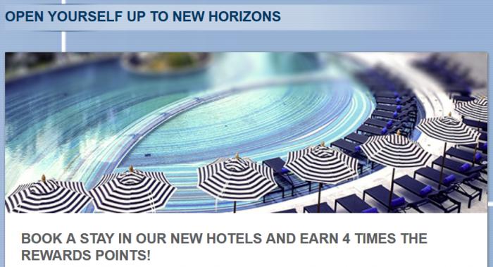 Le Club AccorHotels Quadruple Points Select New Hotels February 15 - May 15 2017
