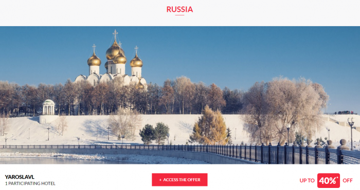 Le Club AccorHotels Worldwide Up To 50 Percent Off Private Sales February 1 2017 Russia 1