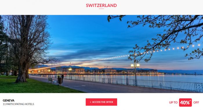 Le Club AccorHotels Worldwide Up To 50 Percent Off Private Sales February 1 2017 Switzerland 1