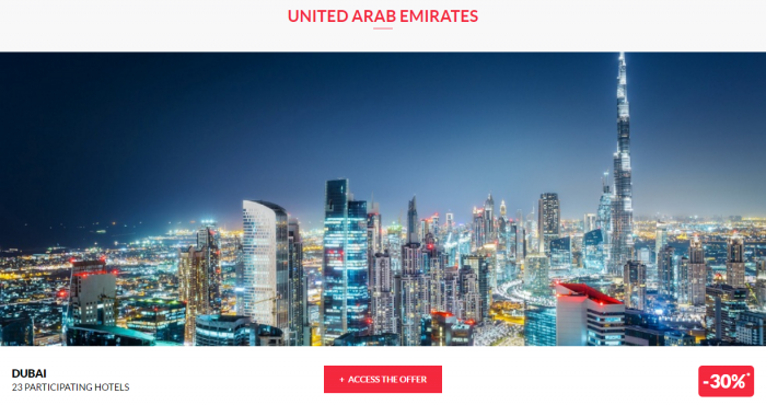 Le Club AccorHotels Worldwide Up To 50 Percent Off Private Sales February 1 2017 UAE 1