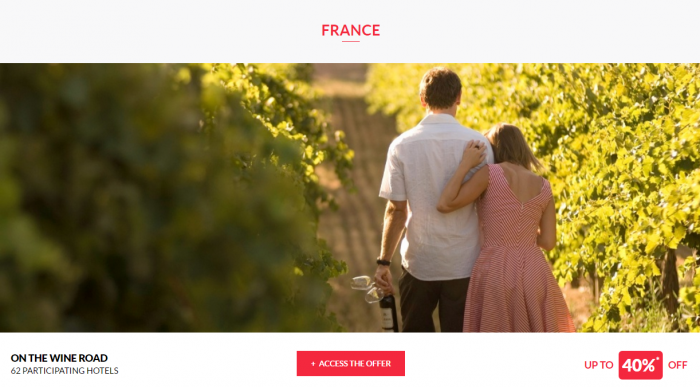 Le Club AccorHotels Worldwide Up To 50 Percent Off Private Sales February 15 France 1