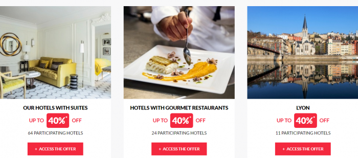 Le Club AccorHotels Worldwide Up To 50 Percent Off Private Sales February 15 France 2