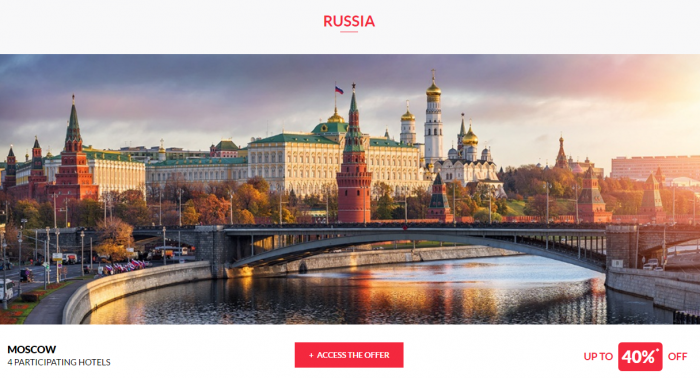 Le Club AccorHotels Worldwide Up To 50 Percent Off Private Sales February 15 Russia 1