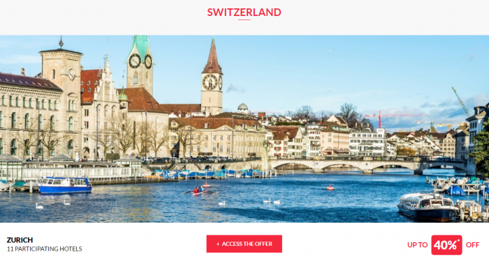Le Club AccorHotels Worldwide Up To 50 Percent Off Private Sales February 15 Switzerland 1