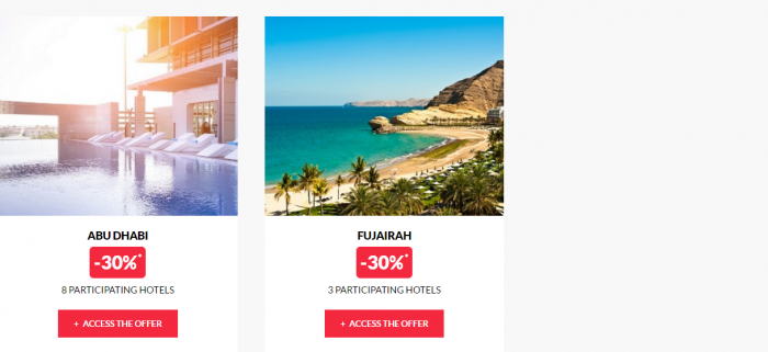 Le Club AccorHotels Worldwide Up To 50 Percent Off Private Sales February 15 UAE 2
