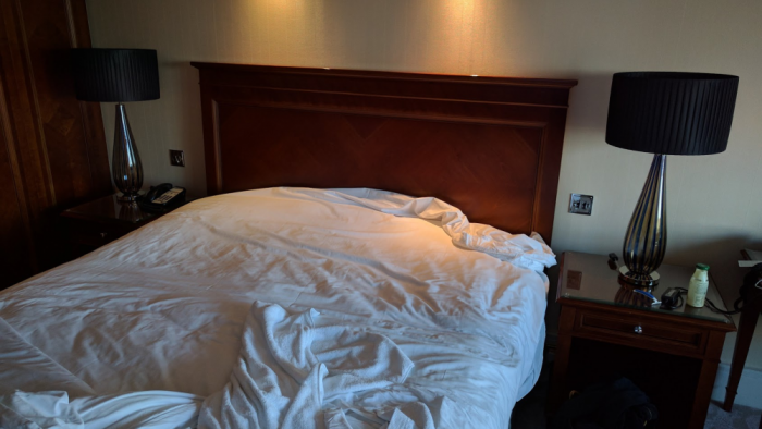 Bed Bugs Paradise Case InterContinental Park Lane In London