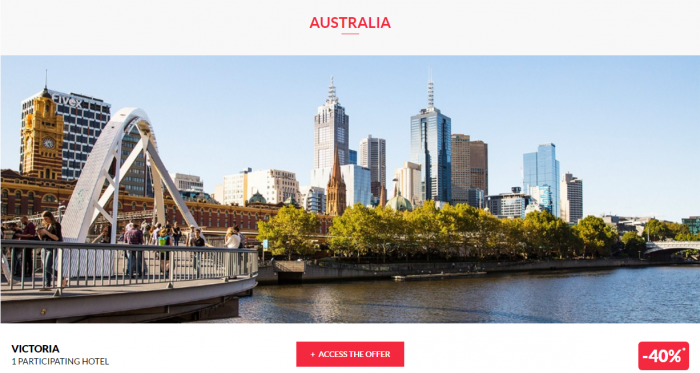 Le Club AccorHotels Worldwide Private Sales February 29 Australia 1