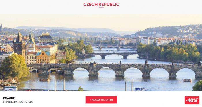 Le Club AccorHotels Worldwide Private Sales February 29 Czech 1