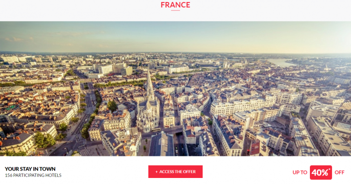 Le Club AccorHotels Worldwide Private Sales March 15 2017 France 1