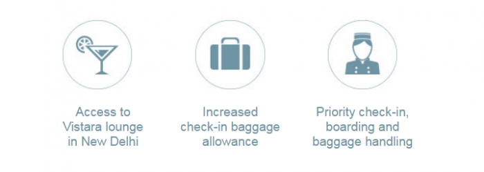 Singapore Airlines KrisFlyer Vistara Benefits