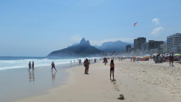 Hilton 100K Giveaway Rio