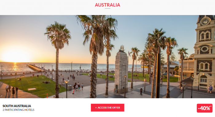 Le Club AcccorHotels Worldwide Up To 50 Percent Off Private Sales April 20 Australia 1