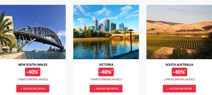 Le Club AcccorHotels Worldwide Up To 50 Percent Off Private Sales April 20 Australia 2