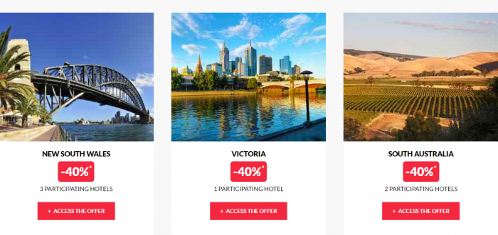 Le Club AcccorHotels Worldwide Up To 50 Percent Off Private Sales April 5 Australia 2