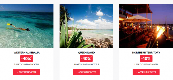Le Club AcccorHotels Worldwide Up To 50 Percent Off Private Sales April 5 Australia 3