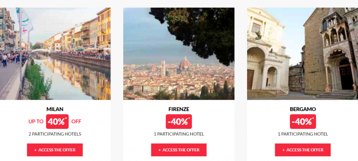 Le Club AcccorHotels Worldwide Up To 50 Percent Off Private Sales April 5 Italy 2