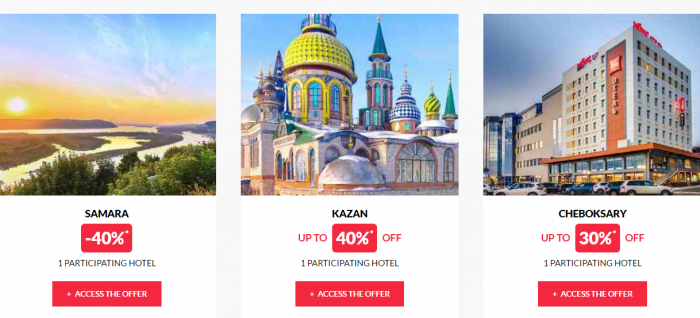 Le Club AcccorHotels Worldwide Up To 50 Percent Off Private Sales April 5 Russia 3