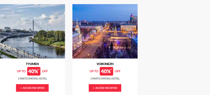 Le Club AcccorHotels Worldwide Up To 50 Percent Off Private Sales April 5 Russia 5
