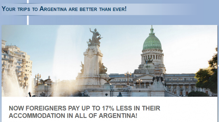 Le Club AccorHotels Argentina Triple Points April 1 - May 31 2017