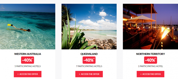 Le Club AccorHotels Private Sales April 13 Australia 3