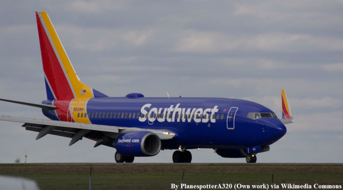 Southwest Airlines Overbooking