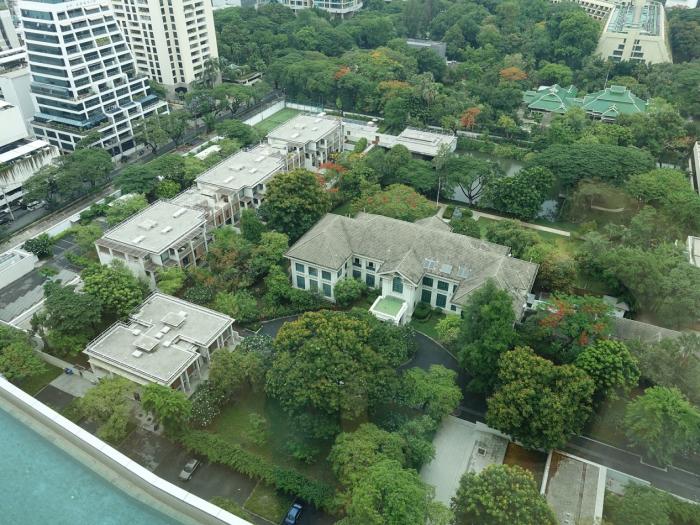 First Look Park Hyatt Bangkok British Embassy
