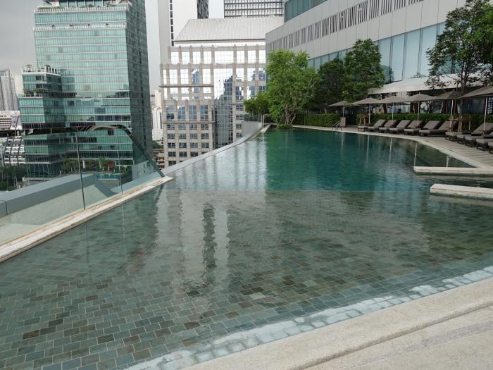 First Look Park Hyatt Bangkok Pool